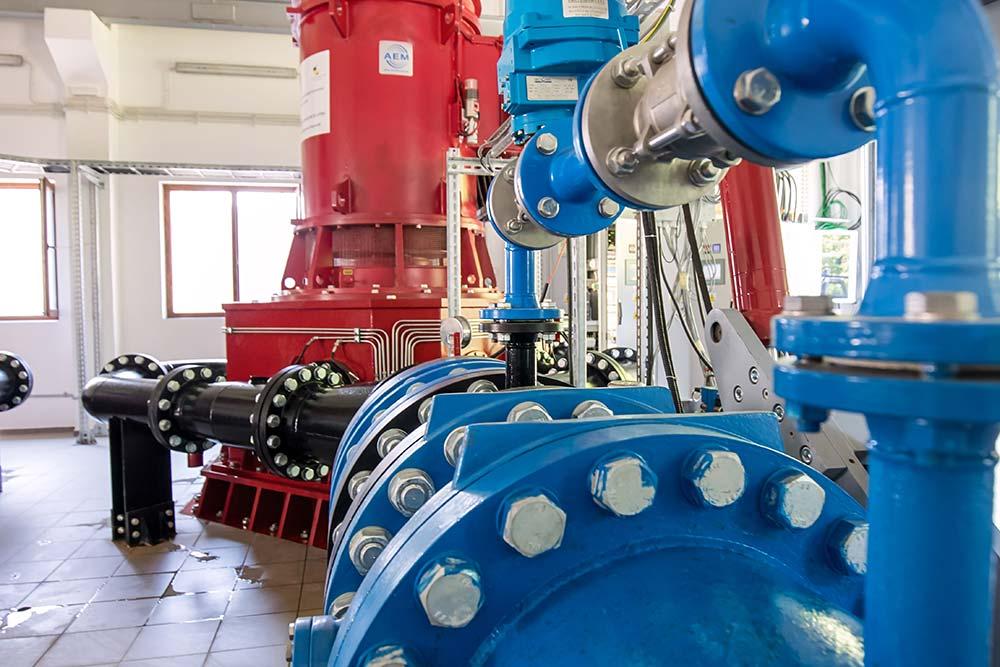 Producator de energie electrica - hidro